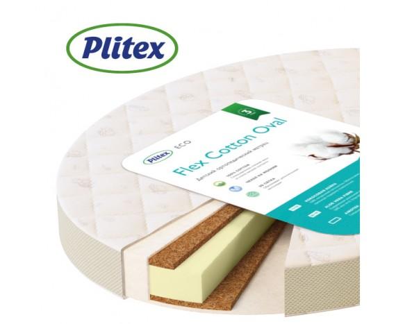 Матраc Плитекс детский Flex Cotton Oval