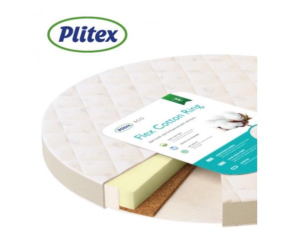 Матраc Плитекс детский Flex Cotton Ring