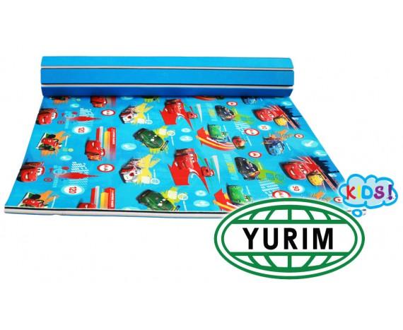 Рулонный детский коврик