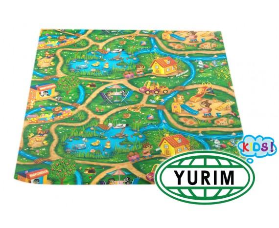 Большой развивающий коврик для детей