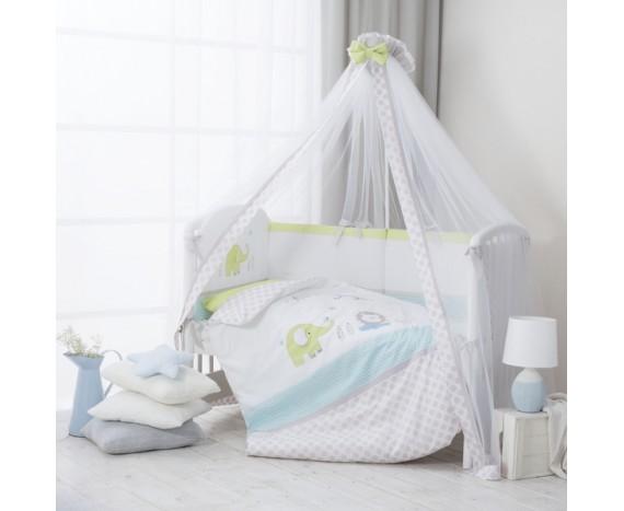 Постелька для новорожденных Перина Джунгли