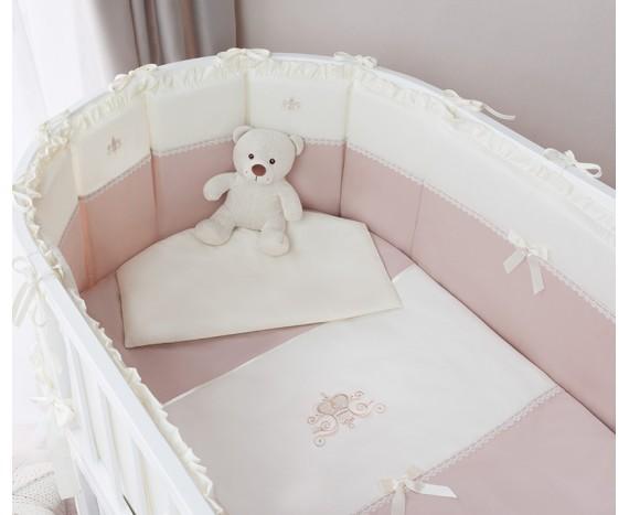 Постелька для новорожденных Эстель Oval